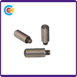 DIN/ANSI/BS/JIS Stainless-Steel Carbon-Steel/atypique Rolling vis à tête ronde