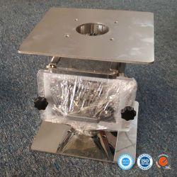 Novo design do Separador Magnético Separador, Flange Redondo Filtro Gaveta Ímãs para a Indústria de Plásticos