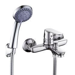 Huadiao 2021 Nuevo baño ducha bañera de aleación de zinc baño ducha grifo mezclador de ducha de mano