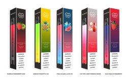 2000 Puffs Sabor duplo em um Ecig Ecigarette descartáveis, aromatizado Nicotina Ecig descartáveis, vaporizador pode Pk Puff duplo