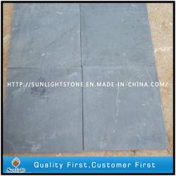 Ardesie nere con superficie naturale per la parete o il pavimento