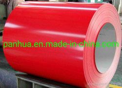 La bobina de acero galvanizado Prepainted China exporta a Japón y Corea