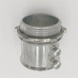 De Compressie van Setscrew Tpye/van de Schakelaar van de Montage EMT van de Buis van de Schakelaar van het aluminium