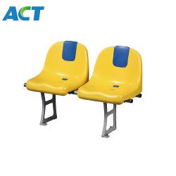 Chaise en plastique de gros Stadium, stade de godet en plastique pour la vente de siège