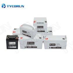 12V 100Ah 150Ah ah ah de 200 250 300AH UPS AGM acumuladores de plomo ácido GEL completa de ciclo profundo VRLA baterías solares recargables de alta velocidad SMF SLA Batery para el coche/moto