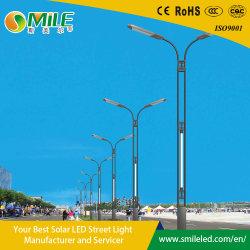 7 Meter LED-kosteten Solarpole-Lichter in galvanisiertem Straßenlaternedes Garten-Q235 Stahl