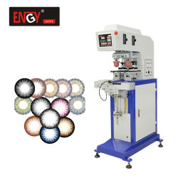 Оптовые цены на автоматическую печать контактные линзы машины два цвета блока принтера