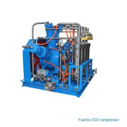 ضاغط ثاني أكسيد الكربون مع مجفف ثاني أكسيد الكربون 28 م3/دقيقة للبيع