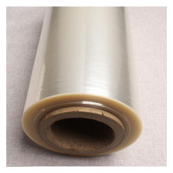 Pellicola in PLA trasparente biodegradabile compostabile per laminazione / lidding a tazza / realizzazione di sacchetti