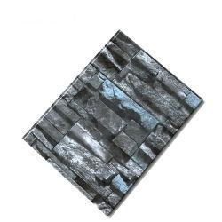 3D壁パネル皮および棒の壁紙装飾的な内部の壁紙のための防水自己接着3D PVC壁パネル