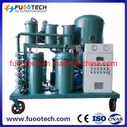 Macchina per olio idraulico per il trattamento di acqua e impurità derivanti dalla lubrificazione Olio
