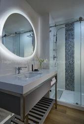 Großhandelshotel-Badezimmer-Schrank-Bad-Raum-Möbel-Badezimmer-Eitelkeit stellte für Großverkauf ein