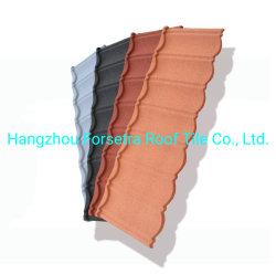 طلاء حجري مضلع من الفولاذ المطلية بالألواح ذات السعر الجيد مواد البناء للديكور