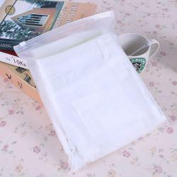 Composteerbare zak met ritssluiting, biologisch afbreekbare zak met ritssluiting, plastic zak met ritssluiting, hersluitbare verpakkingszak, Garment Bag, Opbergtas voor huishoudelijk gebruik, plastic-vrije tas