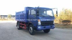 4x2 6륜 덤프 트럭 용량 LHD RHD 5t 8T 10T 경덤프 트럭 미니 카고 트럭(판매용