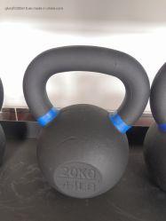 ジム装置の重量は練習のためのボディ建物の kettlebell を持ち上げる