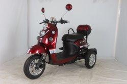 سكوتر كهربائي ثلاثي العجلات من طراز El 3wheel بقوة 72 فولت 800 واط دراجة بخارية للبالغين مع مجموعة تحويل