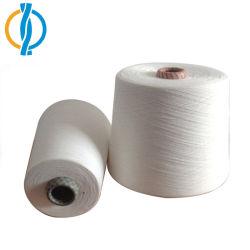 L'estremità aperta ha rigenerato/riciclato mescolato 80/20 di filato di poliestere del cotone per il guanto Ne6s