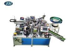 진동 용기/자동 공급 부품이 있는 온도계 어셈블리 기계 / 조립 생산 라인