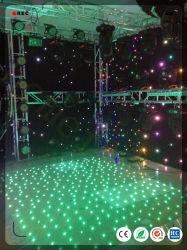 Il RGB 3 in 1 festa nuziale acrilica impermeabile Starlit DJ del LED Dance Floor esclude il randello
