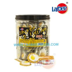 Halal 단것 계란 Lollipop 장난감 사탕