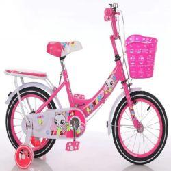 Moto de ciclismo para criança com cesto para rapariga para criança/criança/bebé/Princesa E rapazes