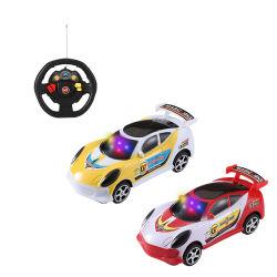 Carro de Corrida de brinquedo de plástico modelo 2 Canais por atacado com 3D Light 1:26 Rádio elétrico Controle remoto brinquedos RC Car