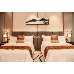 Villa de madeira personalizadas/ Resort Quarto Dormitório Definir Hotel Moderno mobiliário para 5/Five Star