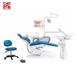 Beste prijs Luxe tandheelkundige stoeleenheid met LED Light CE