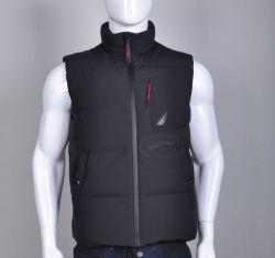 새로운 디자인 맞춤형 작업복 블랙 바디 워머 재킷 남성용 Vest에서 겨울을 내려갑니다