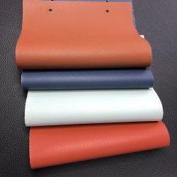 Doux et élastique tissu synthétique de cuir synthétique pour le canapé, fauteuil rembourré