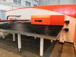 A SPC3050 Torre CNC Baixo Custo Punch Pressione a máquina com qualidade para uma chapa metálica de perfuração