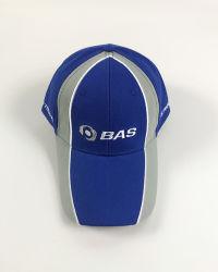 주문 로고 야구 모자 Sprots에 의하여 솔질되는 면 능직물 모자