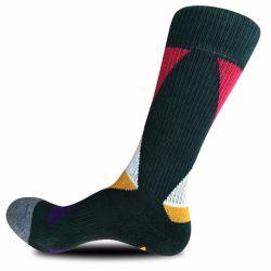 Le basket-ball en nylon personnalisée unisexe Elite Sport santé Chaussettes de compression pour les hommes