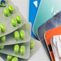 Professional 350 Micro Thermoformage feuille de plastique PVC rigide pour la nourriture et de la médecine Package avec un bon service