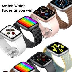 最も普及した携帯電話、ギフトの腕時計、腕時計、腕時計、人間の特徴をもつSmartphone、ファッション・ウォッチ、水晶腕時計およびスマートなブレスレットを卸し売りしなさい