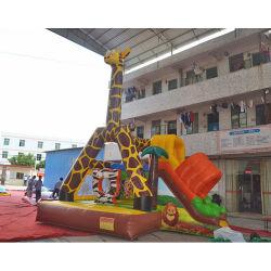 Giraffe Small Bouncy House Party for Kids(Giraffe 소형 탄력있는 하우스