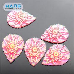 Hans directamente vender nuevas perlas de resina de diseño para la fabricación de joyas