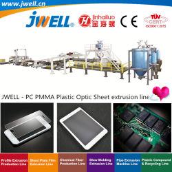 PMMA Jwell -|PC optique en plastique pour faire de recyclage de feuille de l'extrudeuse l'industrie automobile|Film de l'électronique de l'interrupteur pour l'ordinateur LCD||Médecine d'emballage lunettes