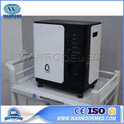 Y007b-5W 병원 환자 양로원 간호 음성 방송과 분무화를 가진 의학 Portable 5L 소형 산소 발전기 집중 장치