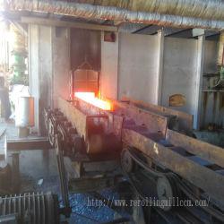 Индуктивные электрического обогревателя высокая температура печи для литья