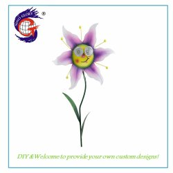 농장 정원 경로 훈장을%s 태양 강화된 꽃 지팡이 빛