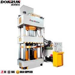 Prensa automática de la formación de 500 toneladas de lamer el bloque de sal de la prensa hidráulica Máquina