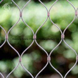 Rete del cavo dell'acciaio inossidabile di alta qualità di prezzi bassi