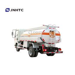 Des Sinotruk Tanker-LKW-Preis-HOWO heller der Milch-4X2 Aluminiumflüssigbrennstoff-Masse-Kleber-Öl-halb Schlussteil-Sprenger-wässernlkw Wasser-Becken-LKW5 M3-10 M3 China