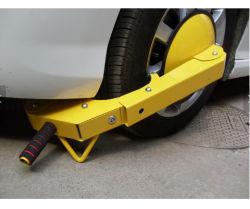 Pneu para carro de estacionamento de bloqueio das rodas de proteção do Grampo da Roda
