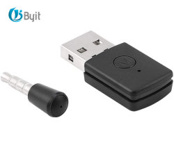 Adattatore di Bluetooth della sezione comandi della ricevente della cuffia avricolare di Byit PS4