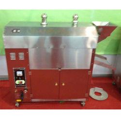 小さい電気ゴマピーナッツによって焼かれるピーナツナットの大豆の焙焼の松の実機械装置