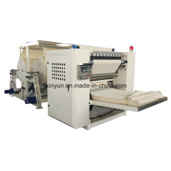 Automatic V Facial de dobragem de papel tissue fazendo a máquina