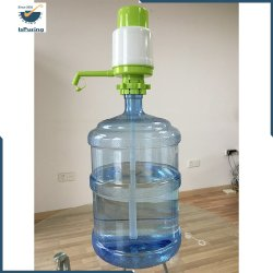 Plastic 5 van het Water van de Fles van het Gebruik van de Hand van de Pers Gallons van de Pomp van het Water